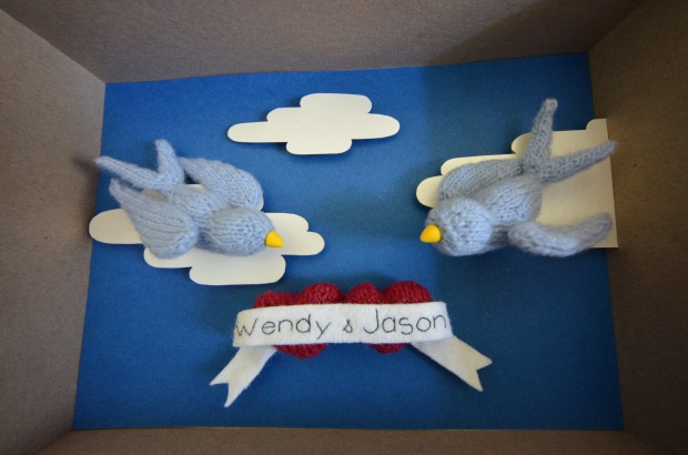 Wedding gift for Wendy and Jason