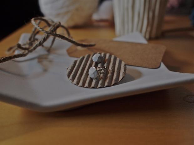 Earrings by Sweet Pear