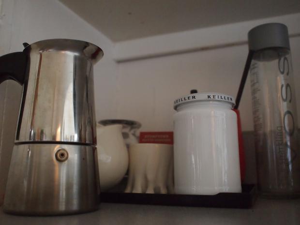 Bialetti Musa stove top espresso maker