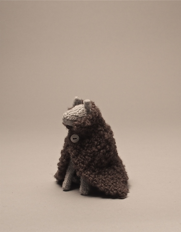 Wolf in wool