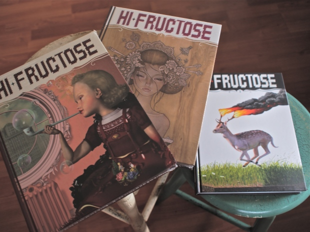 The Hi-Fructose Collection Book Bundle